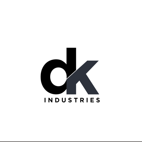 create a unique logo and business card to help dk stainless stand