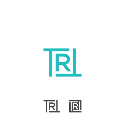 Rt Rt Quadrat Sucht Ein Modernes Logo Mit Spiel Der