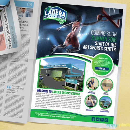 Runner-up design by GrApHiC cReAtIoN