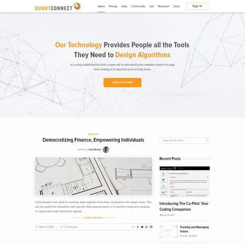 Runner-up design by Design Castle