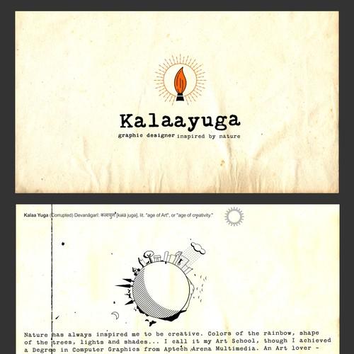 Runner-up design by Kiśn