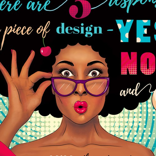 Community Contest | Illustrate your favorite creative quote (multiple winners!) Design by Daria V.