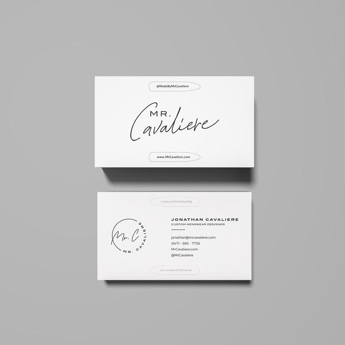 Design gagnant de elizien_studio