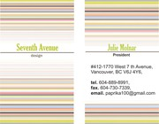 Stationery design by View it