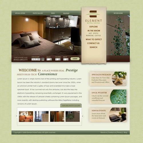 Design finalista por webknix
