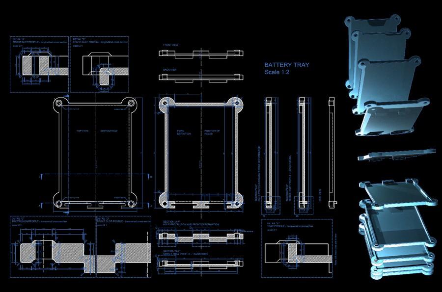 Diseño ganador de michile