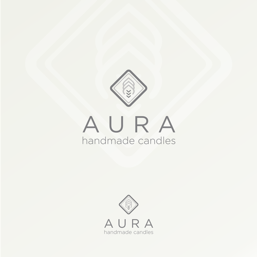Runner-up design by W.A