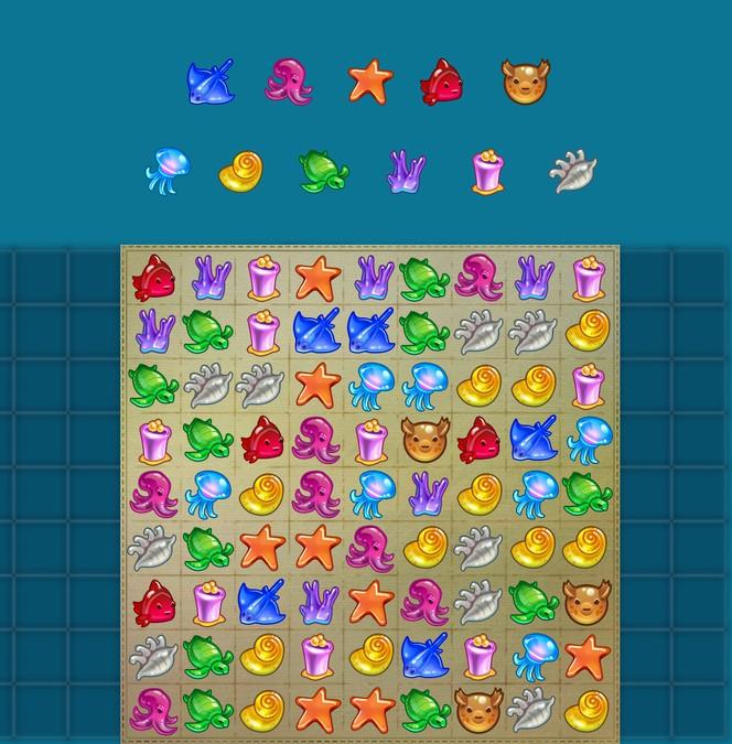 NEW! Creative designer's dream 2: Create game pieces for a match3