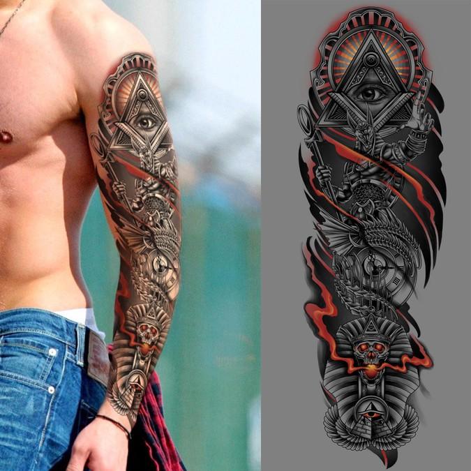 Design An Illuminati Tattoo Concours Tatouage