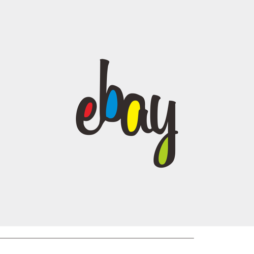 99designs community challenge: re-design eBay's lame new logo! Diseño de Danang Prihantoro