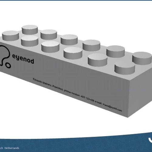 Diseño finalista de vanderLinden