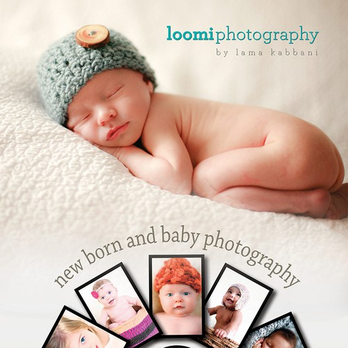 Loomi Photography needs a new postcard or flyer Design by aMeeRoOo
