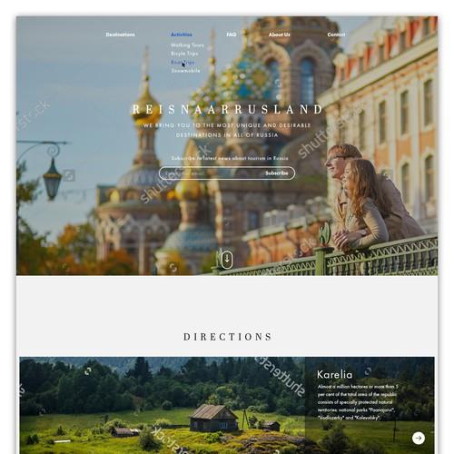 Diseño finalista de Ivan Lukianchuk
