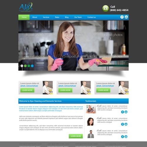 Ontwerp van finalist Effexa Designs
