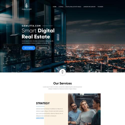 Zweitplatziertes Design von Webenix Solutions