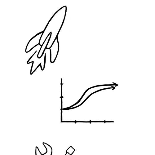 Diseño finalista de doodlerdude