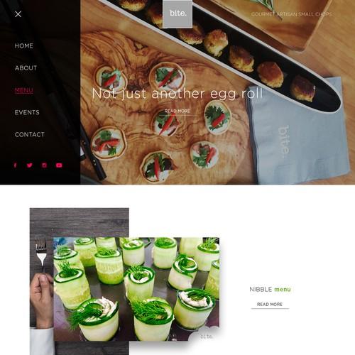 Runner-up design by Onefox design