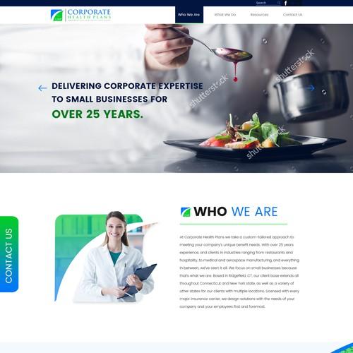 Design finalista por Timefortheweb