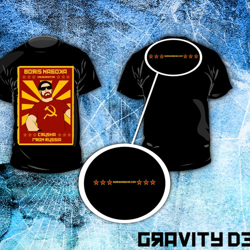 Design finalista por Gravity Designs
