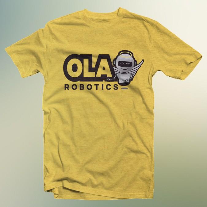 Elementary School Lego Robotics Club T Shirt T Shirt Contest