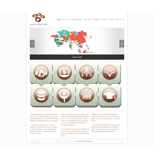 Diseño finalista de Gecks