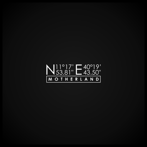 Runner-up design by niazzone