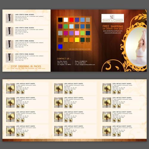 Runner-up design by mille_design