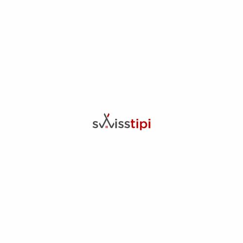 Runner-up design by sarang logo