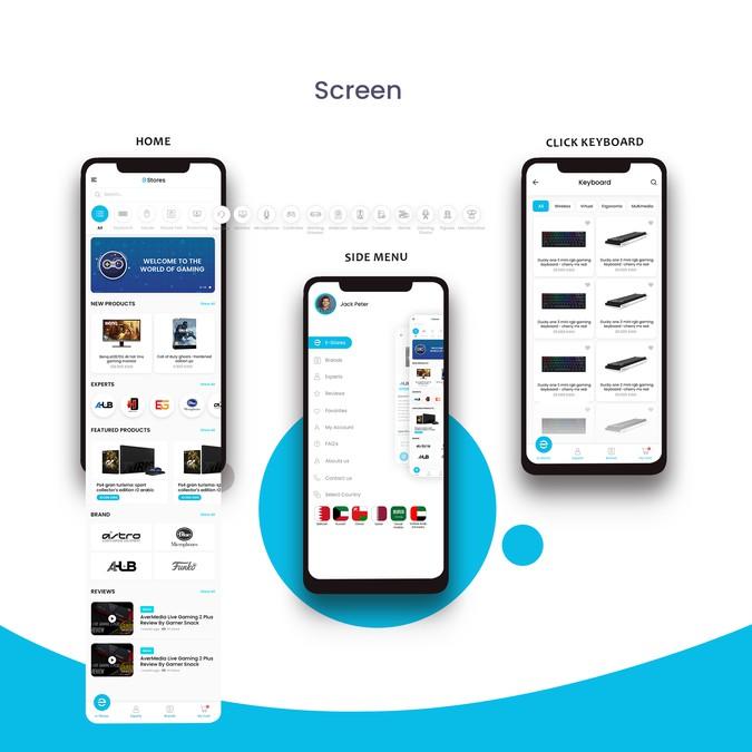 Diseño ganador de WeDesignz