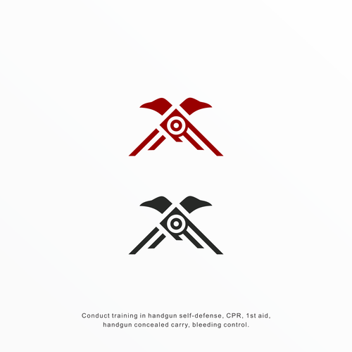 Runner-up design by Husiname™
