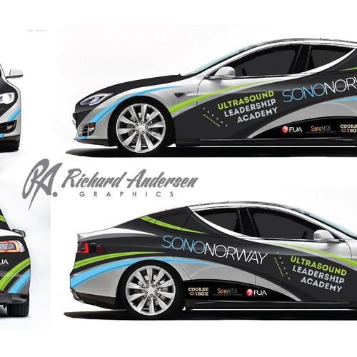 Runner-up design by Richard Andersen