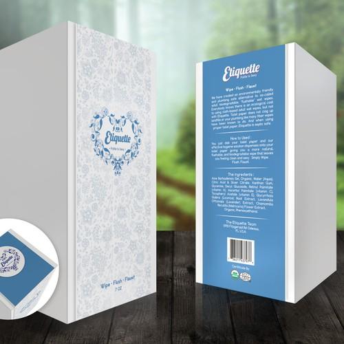 Runner-up design by X-Bytech Digital™