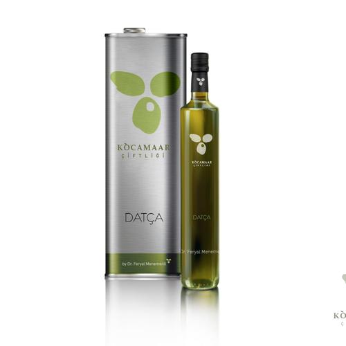 Create a stylish eco friendly brand identity for KOCAMAAR farm Design by nnorth