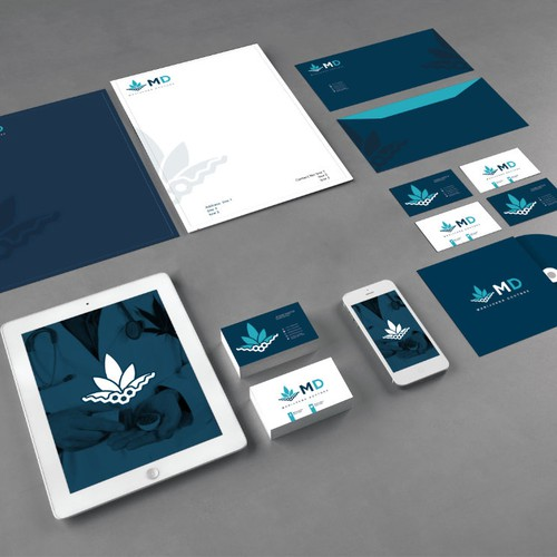 Runner-up design by Imustrations Studio