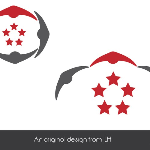 Design finalista por graphicbot