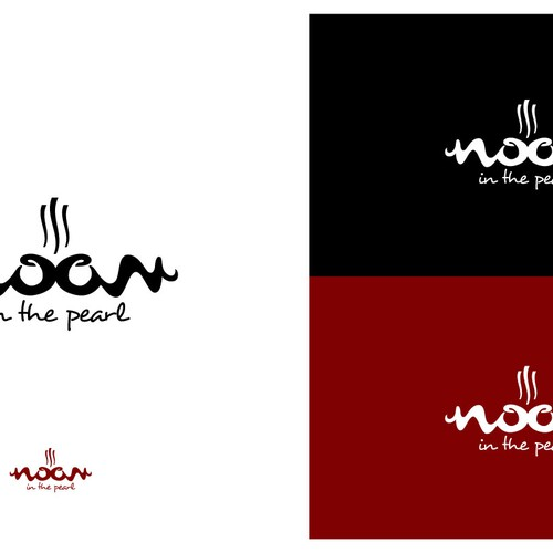 Runner-up design by bhozosh