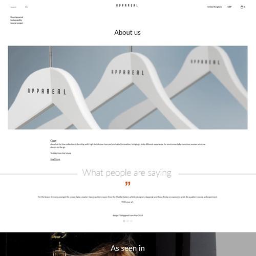 Runner-up design by Design7_24h