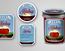 Product label design by Xebeche