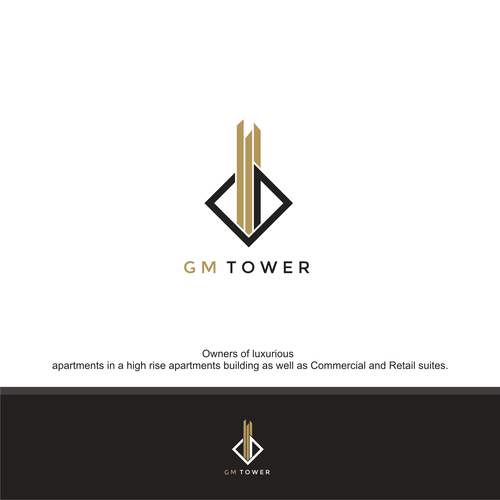Gm Tower Luxurious Residential And Commercial High Rise Building