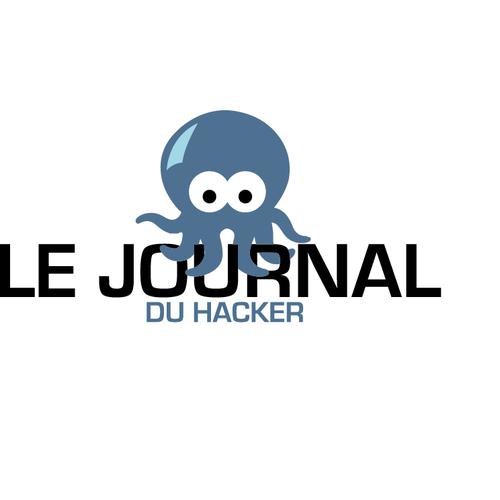 le journal du hacker cherche son logo concours cr ation de logo. Black Bedroom Furniture Sets. Home Design Ideas