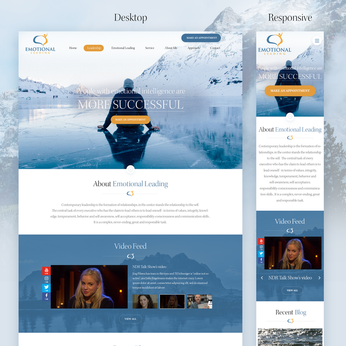 Winning design by mute_work