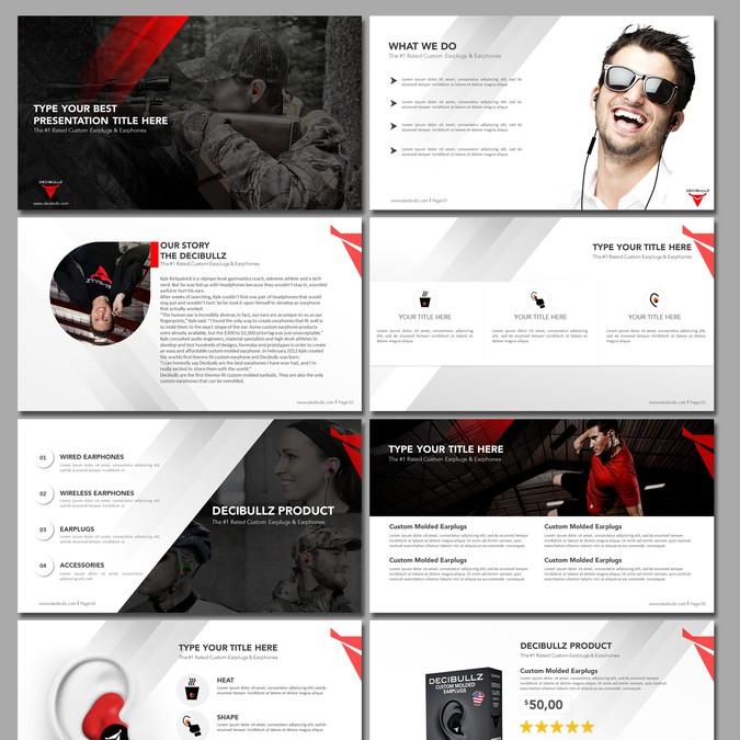 Winning design by CreativeID