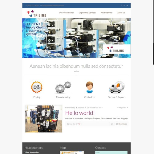 Design finalista por thecube24