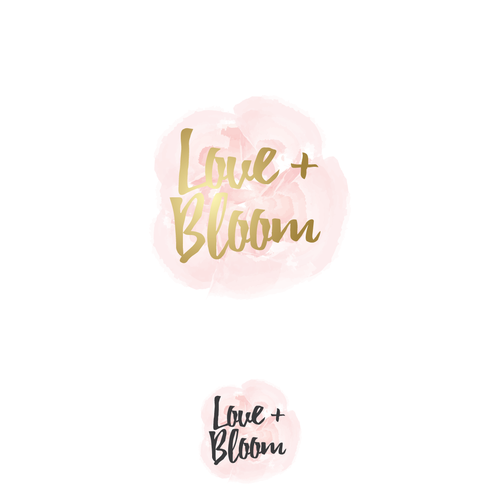Create a beautiful Brand Style for Love + Bloom! Design by Gobbeltygook