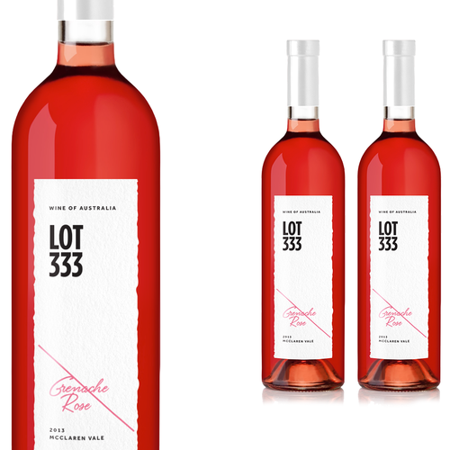 Runner-up design by Tristan Rossi