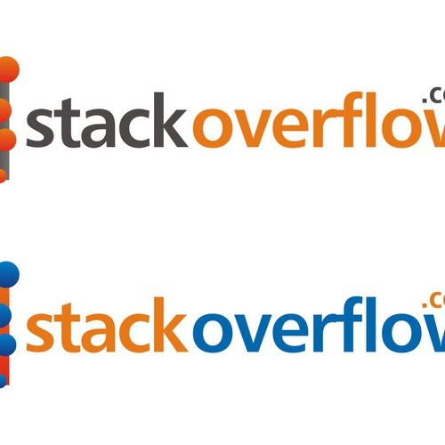 logo for stackoverflow.com Design by etechstudios