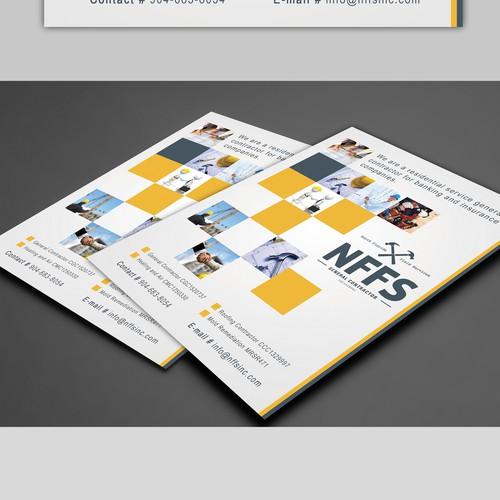Runner-up design by kams_designer47