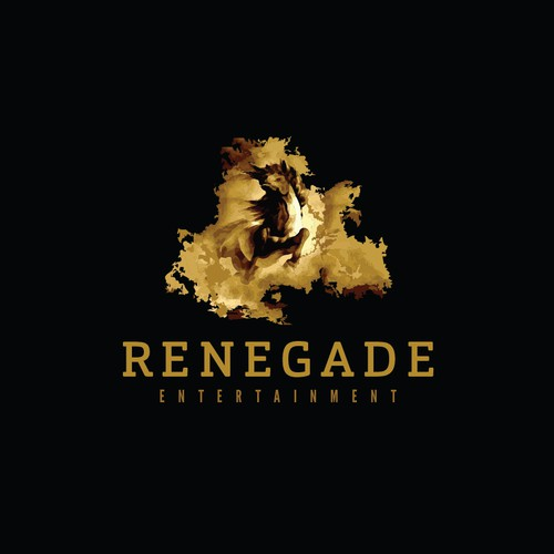 Entertainment Film & TV Studio Branding - Logo - RENEGADES need only apply Design by CrisFrance