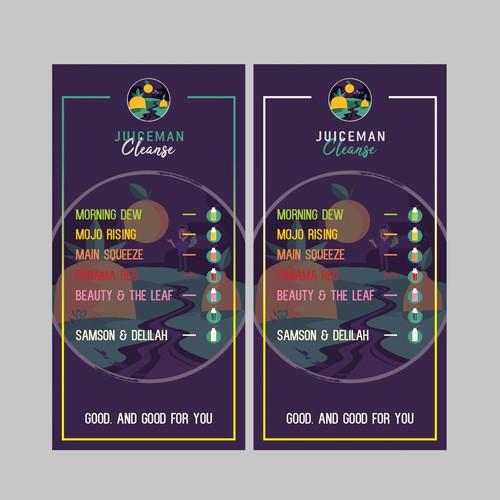 Runner-up design by Mrs Design ID