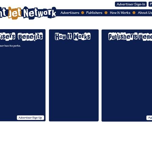 Diseño finalista de Webfinity Works